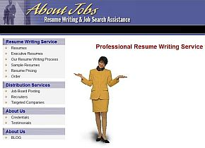 gotthejobcom review home page of about jobs llc