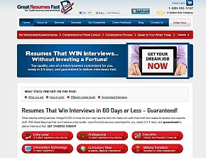Great resumes fast review altavistaventures Images