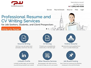 Professional resume writing reviews