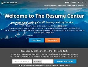 The Resume Center Review